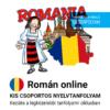Román online csoportos tanfolyam